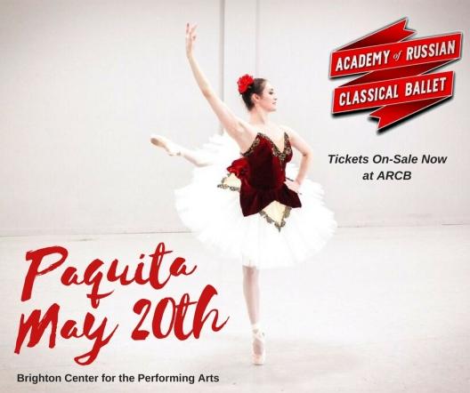 Paquita May 20th