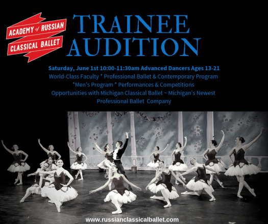 Trainee Audition